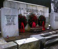 Bruck an der Mur – Grab Freiheitskaempfer