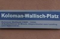 Bruck an der Mur – Koloman Wallisch Platz